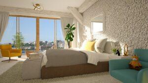 Steinteppich - eine Alternative für Wohnräume